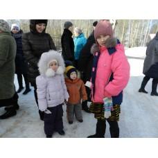 26 февраля 2017. Масленница в Ильиногорске.