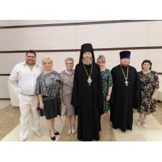 26 мая 2021. Делегация Выксунской епархии приняла участие в мероприятиях ХХIХ Международных образовательных чтений.