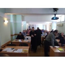 26 сентября 2018. Противоалкогольный семинар в Москве.