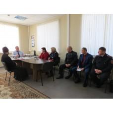 26 ноября 2018. Володарск. Заседание общественного совета.