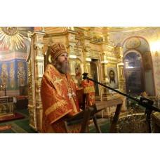 27 апреля 2019. Пасхальное поздравление епископа 2019.