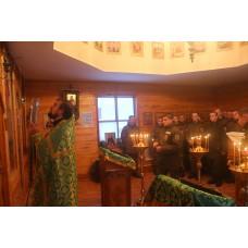 28 декабря 2018. Военнослужащие почтили память святителя Иллариона Суздальского.