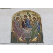 29 мая 2018. Поздравление Епископа Варнавы со Святой Троицей.