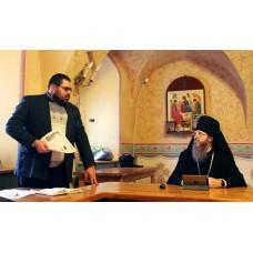 29 декабря 2017. Итоговое совещание помощников благочинных по информационной работе.