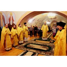 5 июня 2020. Объявления об архиерейских богослужениях.