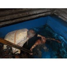 2 июля 2017. Крещение военнослужащих.