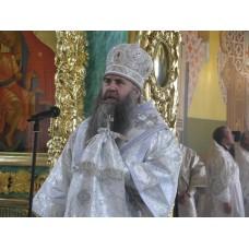 31 июля 2018. Володарцы на освящении собора.