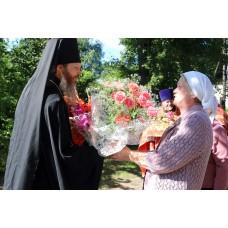 9 августа 2017. Престольный праздник в поселке Красная Горка.