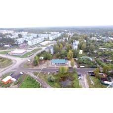 Храм в честь Святого Благоверного князя Александра Невского (п.Новосмолинский)